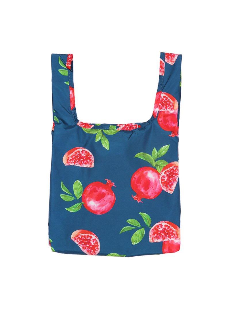 【KIND BAG】<br>ミニショッピングバッグ-ザクロ-