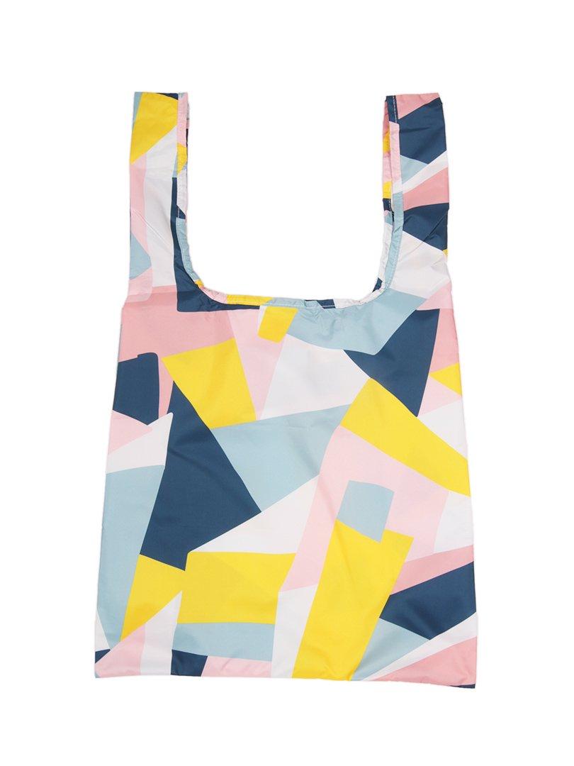 【KIND BAG】<br>ショッピングバッグ-モザイク-