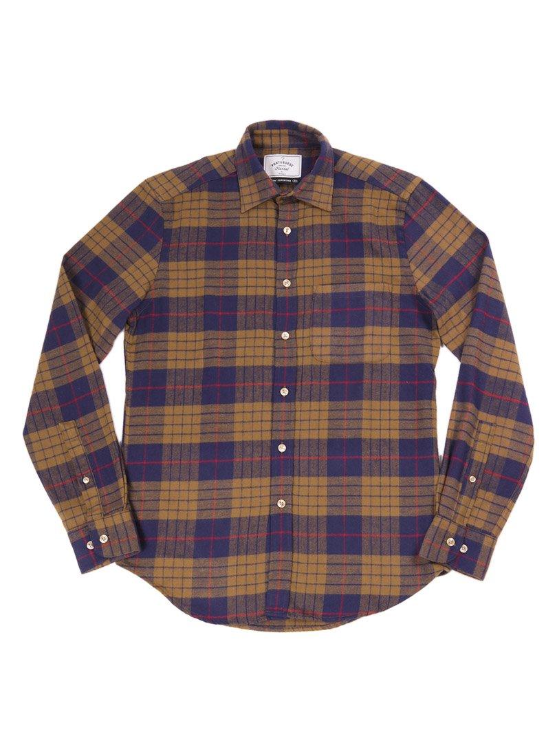 【Portuguese Flannel】<br>LIFT フランネルシャツ