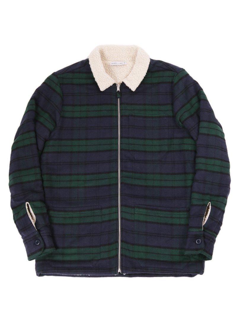 【Portuguese Flannel】<br>SHERPA リバーシブルジャケット