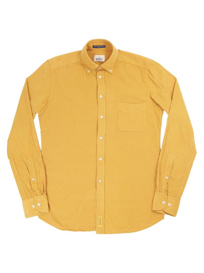 【B.D. Baggies】<br>DEXTER コーデュロイボタンダウンシャツ