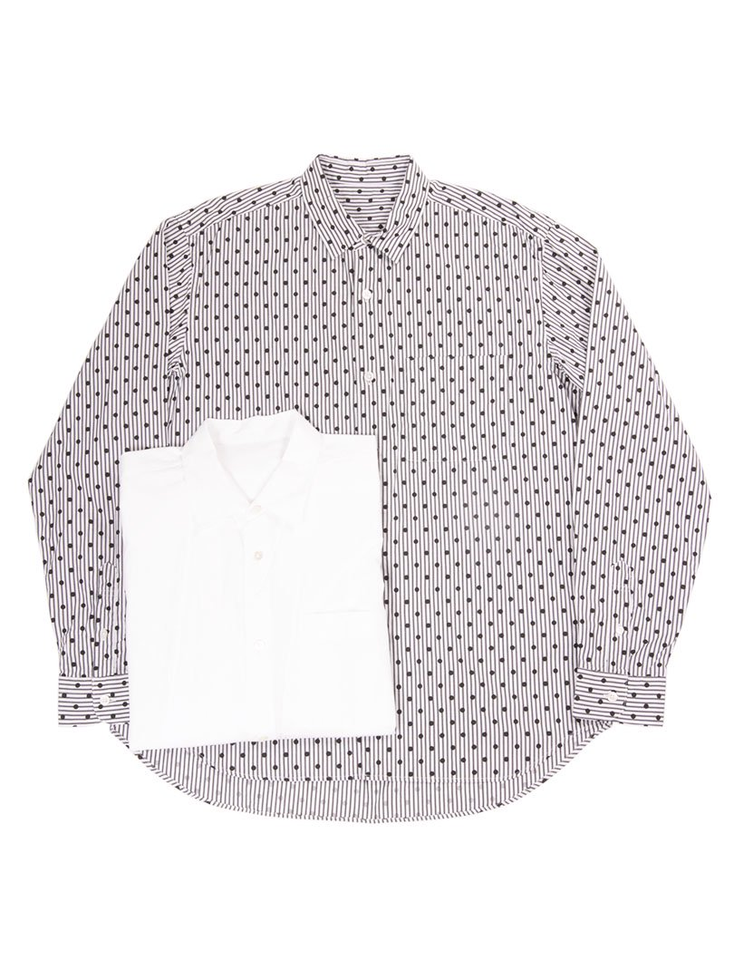 【GOODNEIGHBORS SHIRTS】<br>JOHN レギュラーカラーシャツ