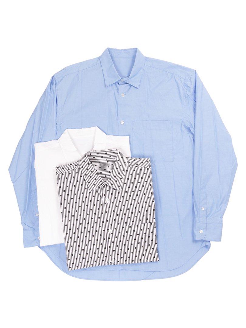 【GOODNEIGHBORS SHIRTS】<br>NOEL レギュラーカラーワイドシャツ