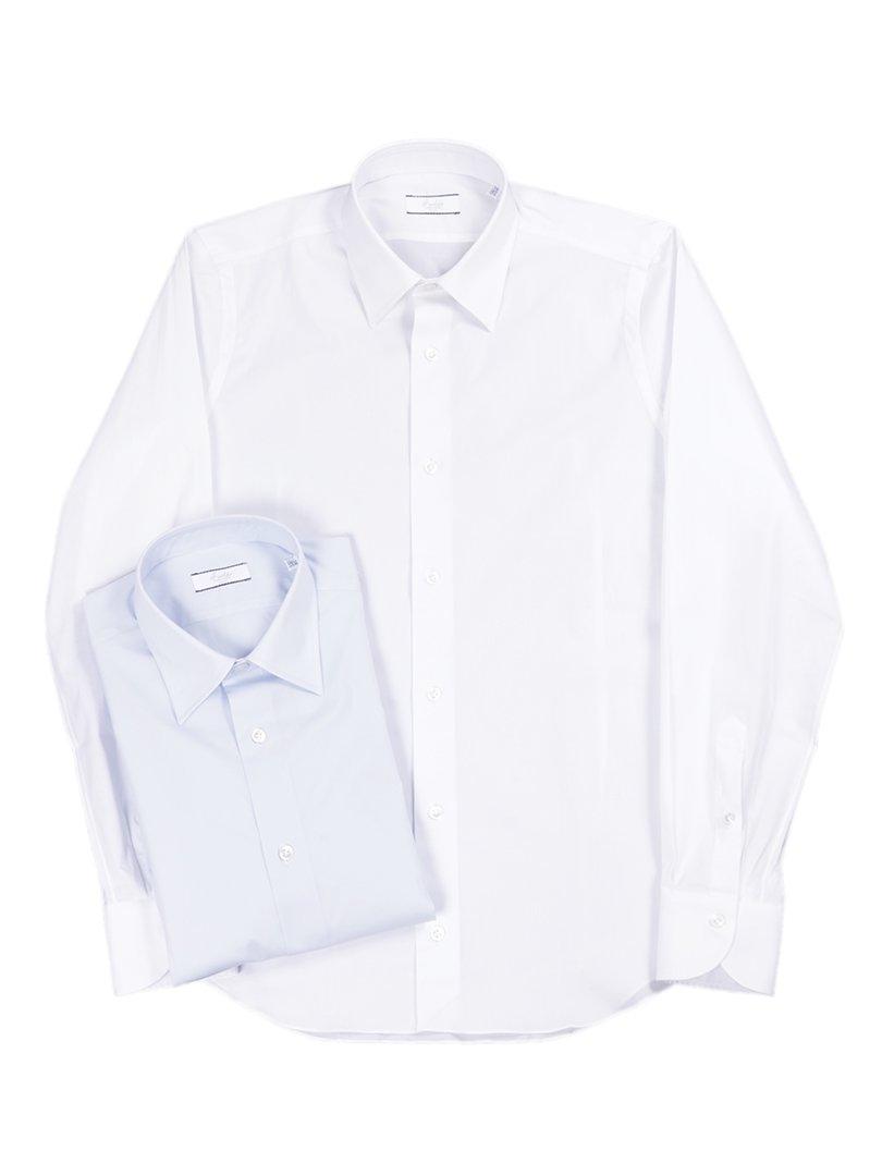 【Fralbo】<br>ブロードレギュラーシャツ