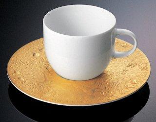 魔笛ゴールド コーヒーカップ&ソーサー