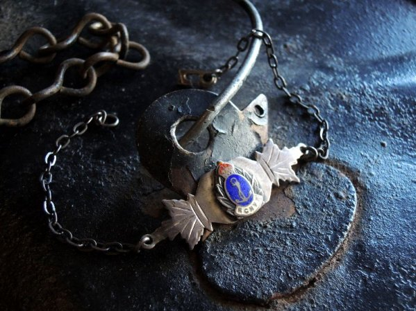 ~'52 R.C.N.V.R Sterling Silver Bracelet