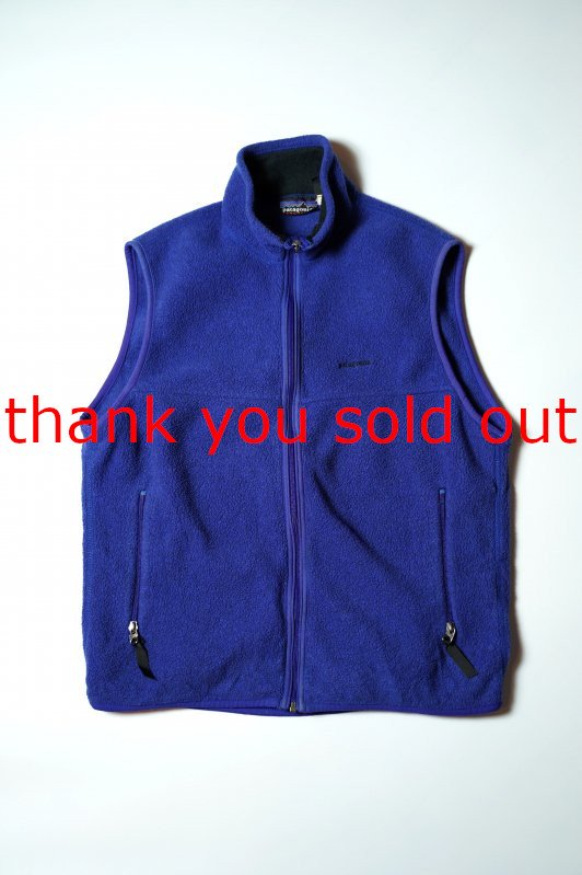 90's Patagonia Synchilla Fleece Vest USA