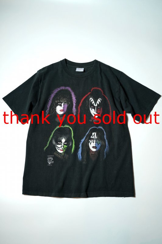 '96 All Sport KISS Rock T-shirt