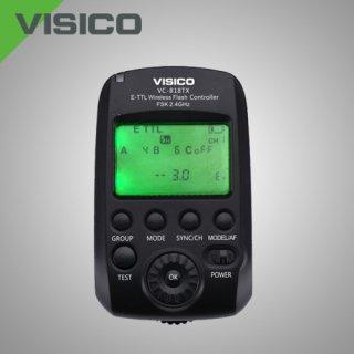 ビジコ VC400HSS用リモコン 818TX(32376)