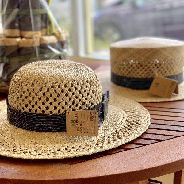 琉球アダン帽