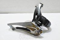SHIMANO Claris FD-R2000 フロントディレイラー 2x8速 バンド径 34.9/31.8mm 中古品