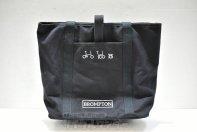 BROMPTON コットントートバッグ ブロンプトン専用フロントバッグ 中古品