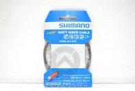 SHIMANO ポリマーコーティング シフトインナーワイヤー 未使用品 Y63Z98950
