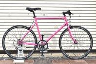 TOKYOBIKE SPORT 9S クロモリ クロスバイク 650C サイズM(530) 中古品