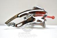 SHIMANO STX FD-MC34 フロントディレイラー 3×7/8速 バンド径 31.8mm 下引き 美品