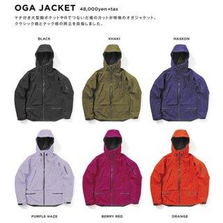 GREEN CLOTHING グリーンクロージング OGA JACKET (オガジャケット)