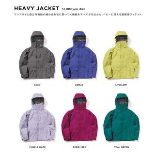 GREEN CLOTHING グリーンクロージング HEAVY JACKET (ヘビージャケット)