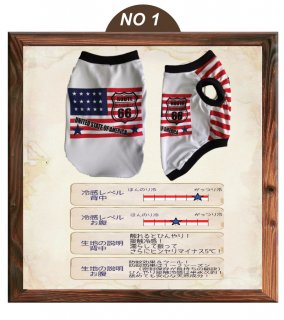 クールシャツ No1 アメリカ