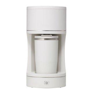barouche コーヒーメーカー (ホワイト) :BR-01-WH