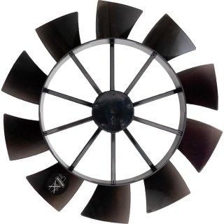 扇風機NF-227用ハネ (ブラック)  :NFP-103