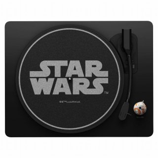 STAR WARS  ALL IN ONE RECORD PLAYER (ブラック) :IMP-901-BK_T