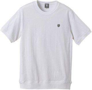 Beasty Coffee  半袖ヘヴィーウェイトTシャツ ワッペン ホワイト