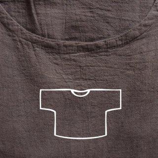 Tシャツ ショート 茶