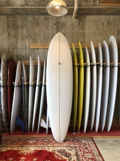Anderson Putnam Enginerring / Edge Round pintail / 7'2