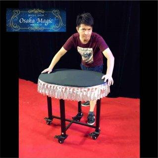 スポンタスイリュージョン〜Spontus Illusion〜360度囲まれた状態でも演じる事ができる浮遊イリュージョン!