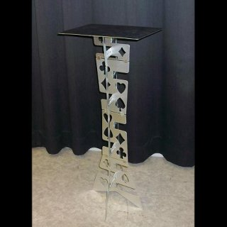 パタパタテーブル フォールディングテーブル〜Folding Table〜折り畳んでコンパクト軽量なテーブル!マジシャンの必需品!