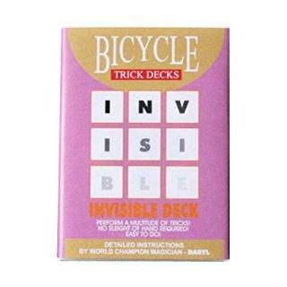 インビジブルデック ポーカーサイズ〜Invisible Deck〜