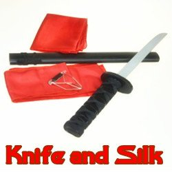 Knife and Silk ナイフとシルク