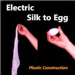 Electric Silk to Egg (Plastic Construction,Slow Speed)