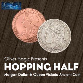 ホッピングモルガン 〜Hopping Morgan〜 ホッピングハーフを大きいサイズに!
