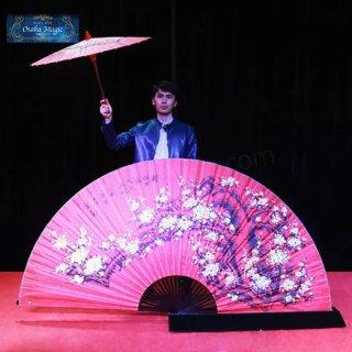 ジャンボファンプロダクション〜Jumbo Fan Production〜 ファン手順の迫力のラストに!