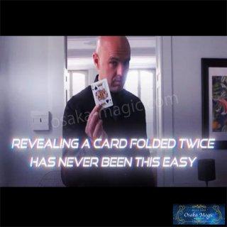 SKY FALL by Sebastien Calbry〜特別なスキルは必要ナシ☆カードが一瞬にして元に戻る!!〜