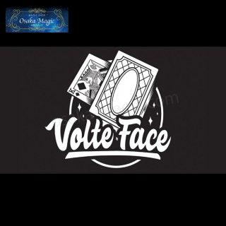 ボルテーフェイス〜VOLTE-FACE〜カードマジックの途中で名刺を渡せる!!!
