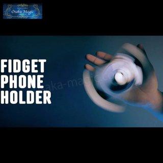 フィジェット・フォン・スピナー〜Fidget Phone Holder〜スマホが回転!マジックも、便利なスタンドとしても使える優れもの!!!