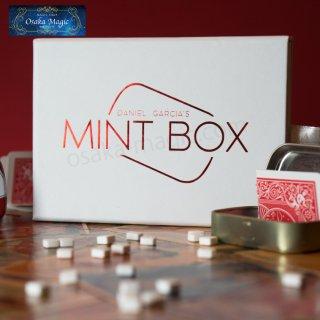 ミントボックス〜MINT BOX by Daniel Garcia〜スタンディングでできるミステリーボックス現象!