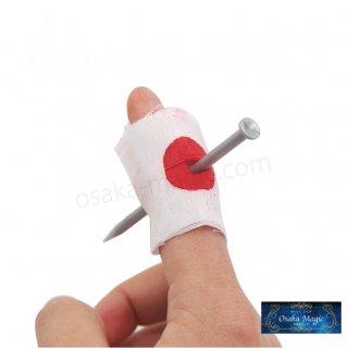ネイルスルーフィンガー〜Nail Thru Finger〜ドッキリやギャグ、コスプレの小道具に(笑)