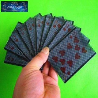 ワオ〜WOW〜透明ケースのカードがまるでCGのようにサインカードに変化!?