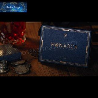 モナーク〜Monarch〜シンガポールを拠点に活躍する才能溢れる若手コインマジシャン『アヴィ』プレゼンツ!