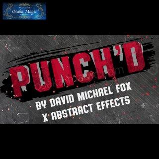パンチド〜Punch'd by David Michael Fox〜瞬間触覚マーキングシステム!気付かれずカードにマーキングできる!