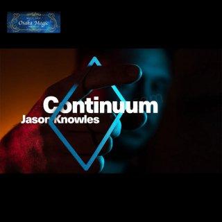 コンティニウム〜Continuum by Jason Knowles〜不可能な透過現象!SNS、動画にピッタリなマジック!