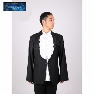男性用コスチュームチェンジ〜Costume Change〜黒のスーツが白のスーツに瞬間変化!