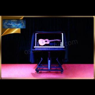 ギターtoレディーイリュージョン〜Guitar to Lady Illusion〜ギターが美女に変化!?
