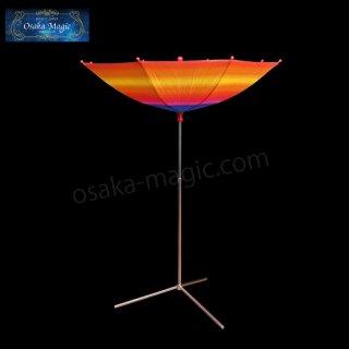 フォールディングパラソルテーブル〜Folding Parasol Table〜半端なく小さくなるパラソルテーブル!