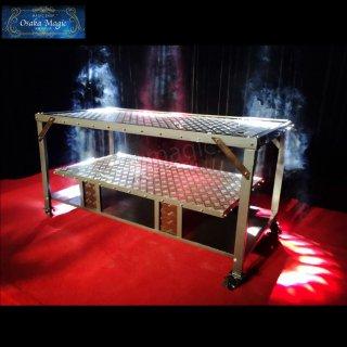 スルースチールイリュージョン〜Thru Steel Illusion〜大きな鉄板を貫通!!!
