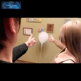 バルーンバスター〜Balloon Burster〜膨らませた風船を遠隔で割る!!!