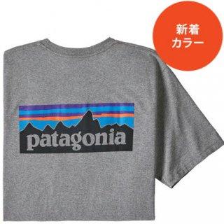 パタゴニア メンズ・P-6ロゴ・レスポンシビリティー  GLH(S)(M)(L)
